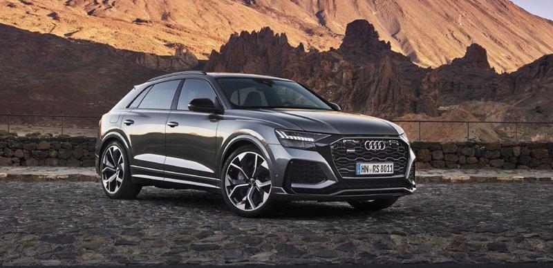 Photo of Audi: la nuova RS Q8, alte prestazioni e grande comfort di guida