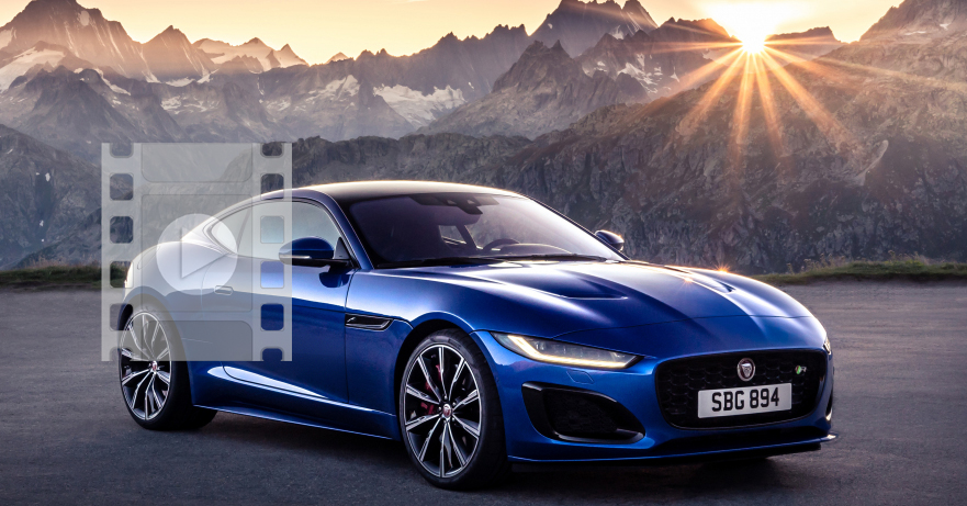 Photo of La nuova Jaguar F-Type