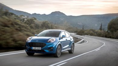 Photo of Ford Puma: linee sinuose per il nuovo crossover ibrido