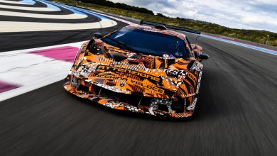 Photo of Lamborghini SCV12, la hypercar da pista con 830 CV