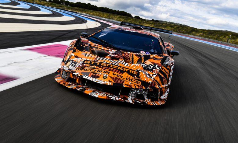 Photo of Lamborghini SCV12, la hypercar da pista con 830 CV