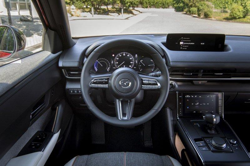 Interni Mazda MX-30