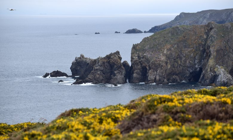 La costa della Bretagna