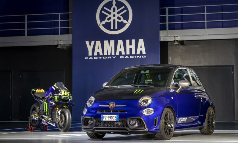 Photo of Due versioni supersportive per la 595 Abarth: Scorpioneoro e Monster Energy Yamaha
