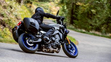 Photo of Yamaha TRACER 9: un modello Sport Touring ad alta tecnologia