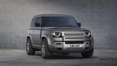Photo of Land Rover: un motore V8 per la Defender (video)