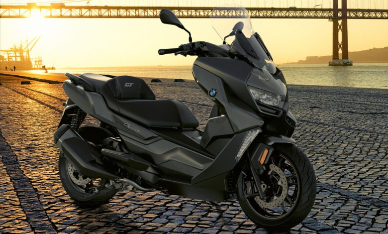 Photo of BMW Motorrad: linee spigolose e futuristiche per i nuovi scooter