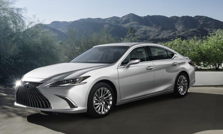 Photo of Lexus: arriverà a fine anno la nuova ES