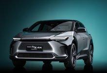 Photo of Anteprima concept della Toyota bZ4X