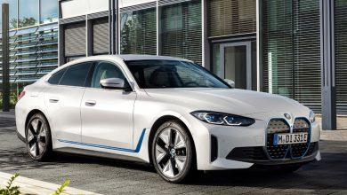 Photo of Berlina, elettrica, ma con 544 CV: la nuova BMW i4