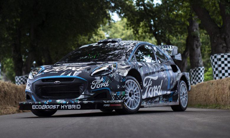 Photo of Anteprima della Ford Puma Rally1: un'auto ibrida per il WRC 2022