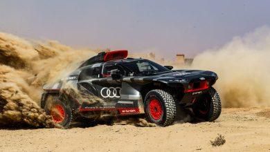 Photo of Test in Marocco per il team Audi della Dakar