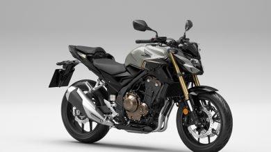 Photo of Arriva la versione 2022 della Honda CB500F